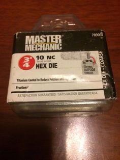 9//16-18 NF MASTER MECHANIC TITANIUM PLUG TAP FINE