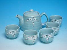 japanese tea set. I want this