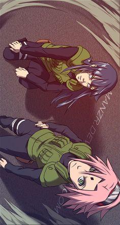 Sakura e Hinata as mais lindas do anime Hinata Hyuga, Naruto Uzumaki, Anime Naruto, Naruto Cute, Naruto Girls, Naruto And Sasuke, Otaku Anime, Anime Girls, Sakura Haruno