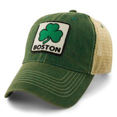 1034dedf52087c Boston Shamrock Patch