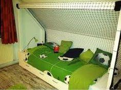 Voetbal Slaapkamer Accessoires : Voetbalkamer een sportieve kinderkamer compleet met