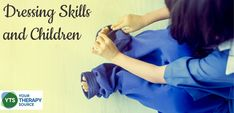 Many times dressing skills are worked on during occupational therapy or physical therapy sessions to help children to become more independent. Motor Skills Activities, Gross Motor Skills, Learning Activities, Visual Steps, Task Analysis, Motor Planning, Pediatric Occupational Therapy, Parents As Teachers, Rubrics