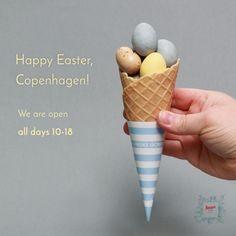 Quality dairy products - Hansens @MULGéO copenhagen, Store Kongensgade 93, 1264 Copenhagen K > Organic Design Gastro - mulgeo.com #mulgeo #ice cream #Easter