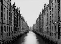 Gabriele Basilico. Amburgo 1988