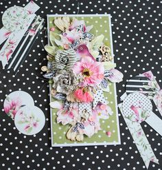 Crafty by AgnieszkaBe Hello Beautiful, Junk Journal, Silhouette Cameo, I Card, Shabby, Scrapbooking, Crafty, Paper, Crochet
