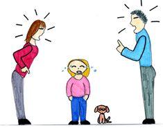 Helping Children Understand Divorce--simple bullet points (Groups) (Divorce)