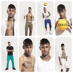 best footballer in the world n hottest Neymar Jr, Good Soccer Players, Football Players, Paris Saint Germain Fc, Barcelona, National Football Teams, Best Player, Cristiano Ronaldo, Beautiful Boys