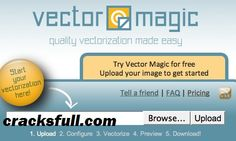 Vector Magic Desktop 1.15 Crack Activation Code Download