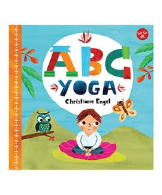 Booktopia has ABC Yoga, Join Us and the Animals Out in Nature and Learn Some Yoga! by Christiane Engel. Buy a discounted Hardcover of ABC Yoga online from Australia's leading online bookstore. Kids Up, Yoga For Kids, Abc Yoga, Chico Yoga, Basic Yoga Poses, Learning The Alphabet, Alphabet Books, Alphabet Activities, Kid Poses