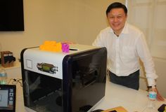 Taiwan's XYZprinting launches $800 all-in-one 3D printer and scanner [3D Printers: http://futuristicshop.com/category/3d-printers/ | 3D Printing Books: http://futuristicshop.com/category/3d-printing-books/ 3D Scanners: http://futuristicshop.com/category/3d_scanners/ ]