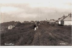 Look at how Seasalter has changed: Pictures of pubs, houses and caravans