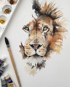 "12k Likes, 42 Comments - Watercolor illustrations (@watercolor.illustrations) on Instagram: "" Watercolorist: @emmaharkins.artist #waterblog #акварель #aquarelle #drawing #art #artist…"""