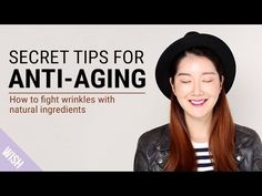 Why Do Korean Girls Look So Young? | Korean Anti Aging Skin Care Tips | Wishtrend - YouTube
