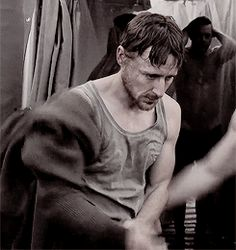 Donald Malarkey played by Scott Grimes