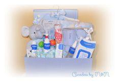 Hacia Pamplona viajo esta BabyBox, Aritz ya la tiene en su casita, ahora solo queda que nazca y empezar a disfrutar!!!!!