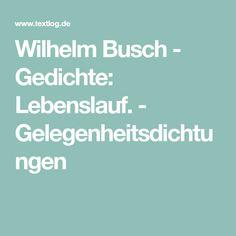 Amazon Com Wilhelm Busch Biographie Audible