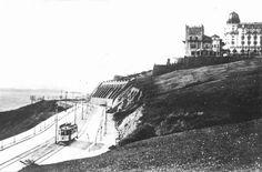 Avenida de Reina Victoria en 1941.