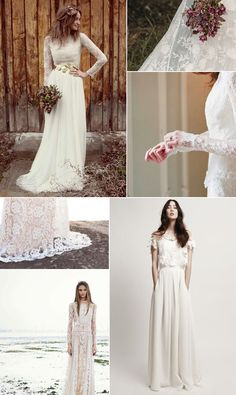 Great Expectations: Wedding Dress Inspiration For the Unconventional Bride | Verily Magazine | Less of Who You Should Be, More of Who You Are