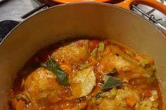 Hunters chicken stew