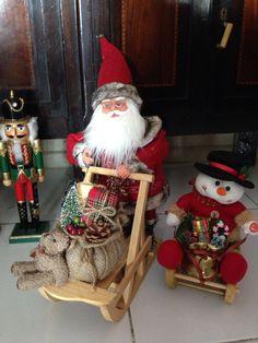 Família Noel aumentando.