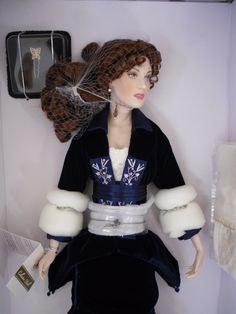 Titanic Dolls Reunited Quot A Porcelain Doll In The Heaven