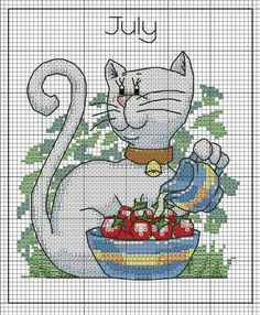Best Of Cat Embroidery Patterns. Cat Lady Embroidery 380 Ways to Stitch A Cat Applemints Cross Stitch Owl, Cat Cross Stitches, Cross Stitch Animals, Cross Stitch Flowers, Cross Stitch Kits, Counted Cross Stitch Patterns, Cross Stitch Charts, Cross Stitch Designs, Cross Stitching