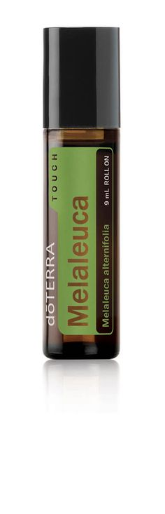 The perfect balance of Melaleuca essential oil and Fractionated Coconut Oil has been combined in doTERRA Melaleuca Touch Roll On. Gentle to sensitive skin. Melaleuca Essential Oil, Doterra Essential Oils, Natural Essential Oils, Natural Oils, Essential Oils Wholesale, Skin Routine, Skincare Routine, Pure Oils, Coconut Oil For Skin