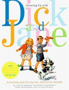 Dick and Jane #Books