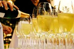 """TLC Cooking """"How to Serve Champagne"""" @Hilton Worldwide"""
