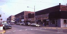 Main Street 1970's