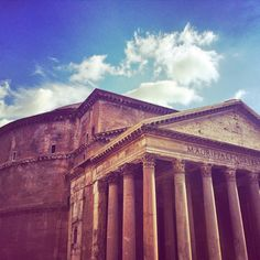The Pantheon // Rome, Italy