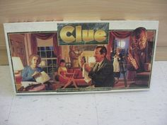 The best board games came from the 90's!!! Clue, Sorry! Monopoly, etc!!!