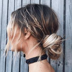 Medium Hair Styles, Curly Hair Styles, Natural Hair Styles, Updo Styles, Box Braids Hairstyles, Summer Hairstyles, Hairstyles Haircuts, Festival Hairstyles, Halloween Hairstyles