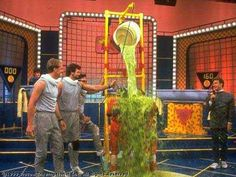 Double Dare on Nickelodeon!