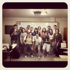 2a turma em Recife do curso marketing digital e redes sociais como estratégia de comunicação e relacionamento.