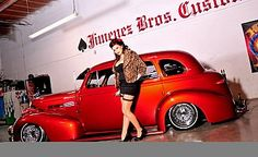 www.jimenezbroscustoms.com is a place that can make your #HotRod or #ClassicCar dreams come true