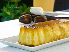 Miel y Limón Recetas Tarta Queso Oreo, Sweet And Salty, Flan, Cheesecakes, Mousse, Baked Potato, Sweet Recipes, Panna Cotta, Sweet Treats