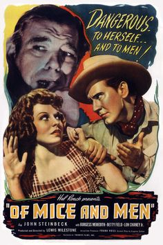 Bob Steele movie posters | Stream Of Mice and Men