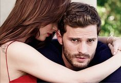 Photoshoot Oficial de Dakota Johnson y Jamie Dornan (1) | 50 Sombras Spain