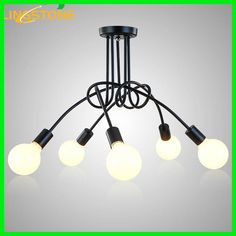 Ceiling Lights & Fans Candid Led Modern Chandelier Lighting Novelty Lustre Lamparas Colgantes Lamp For Bedroom Living Room Luminaria Indoor Light Chandeliers Lights & Lighting