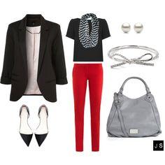 Chic Office Dress Code – Editor's Style – Fashion Style Magazine ...