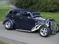 custom classic car pics | custom classic cars | Hot Rod's Rat Rod's Old School | Pinterest