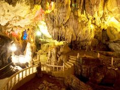 treasure tham jang cave - Laos