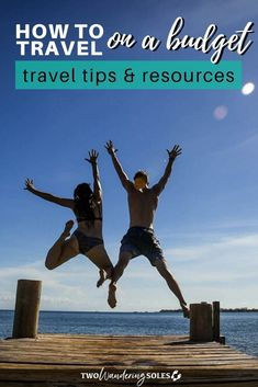 We keep getting asked by people back home and other travelers on the road how we afford to travel for so long so we created this list of our favorite money-saving travel resources to help you! Travel Advice, Travel Guides, Budget Travel, Us Travel, International Travel Tips, Gap Year, Life Savers, Ways To Save Money, Lonely Planet