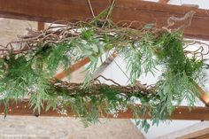 This Wilde Bunch hanging garland design has been a great hit at Kingscote Barn over the summer. Since we first featured it on our website lots of brides have asked for one. We make them up from the contorted wood base so we can vary the design every time...some with foliage some with flowers...You choose your own style.. Barn Wedding Flowers, Kingscote Barn, Hanging Garland, Countryside, Brides, Wedding Decorations, Base, Website, Wood
