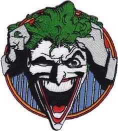 Sonstige Batman PDc0077 Dc Comics Poison Ivy Patch
