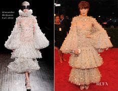 OMG I AM IN LOVE.    Florence Welch In Alexander McQueen – 2012 Met Gala    http://www.redcarpet-fashionawards.com/2012/05/08/florence-welch-in-alexander-mcqueen-2012-met-gala/