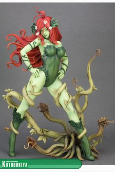 :DC COMICS BISHOUJO COLLECTION POISON IVY BISHOUJO STATUE