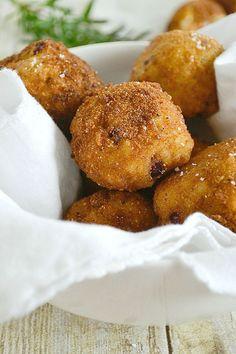 goat cheese rice balls cheese rice goat cheese rice balls pomegranates ...