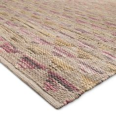 Multicolor Abstract Woven Area Rug - (9'X12') - Threshold,